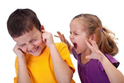 как сделать ребёнка менее агрессивным