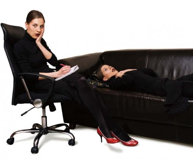 работа психотерапевта