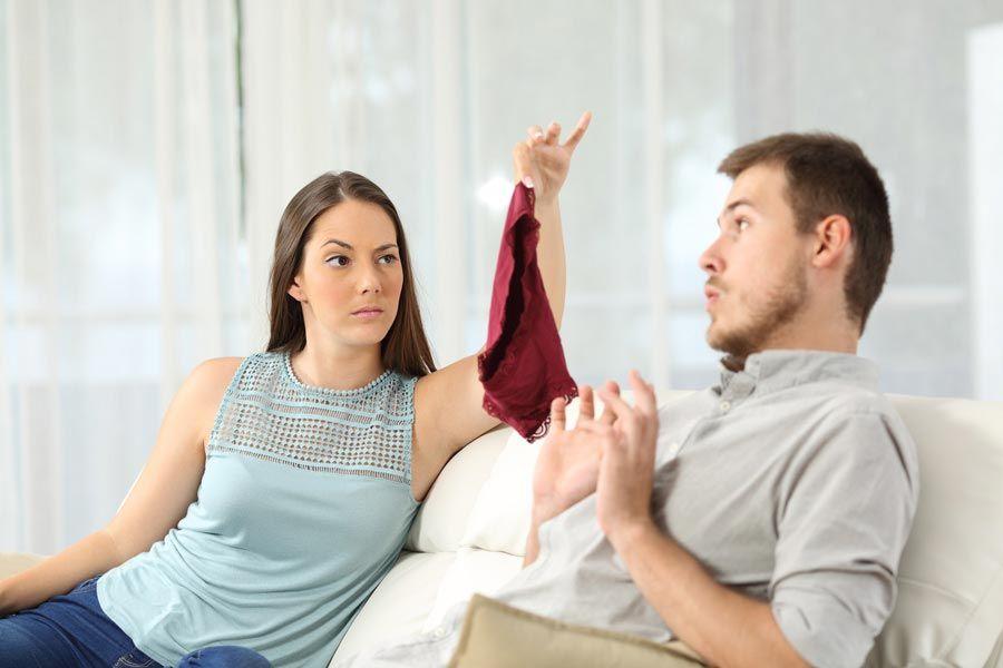 признаки измены мужа чужая