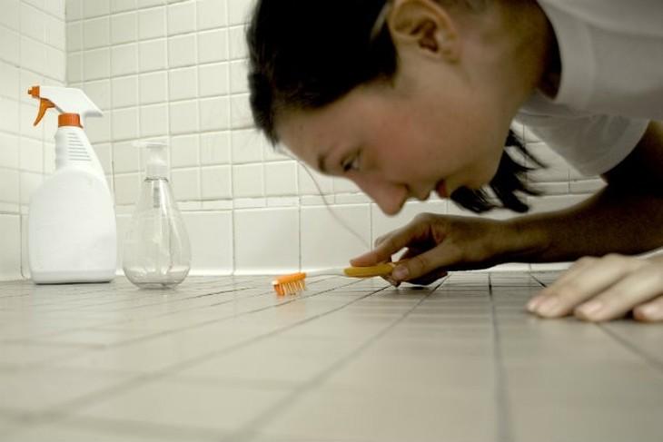 мытье санузла