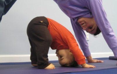 приучить ребенка к спорту