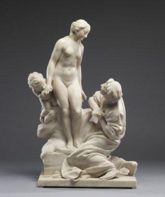 Скульптура Пигмалион и Галатея