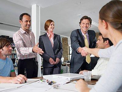 Как произвести хорошее впечатление на работе