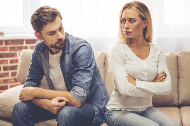 Как начать разговор с мужем после ссоры